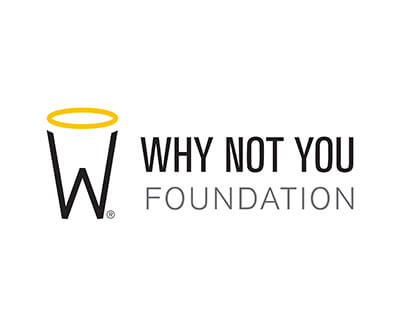 Why Not You Foundation logo